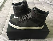 VINCE 'Athens' Hightop Sneakers Size 9.5 M  RETAIL $375 New w BOX