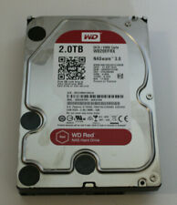 Western Digital WD Red WD20EFRX 2TB 3.5-inch NAS Drive SATA III 64MB Cache
