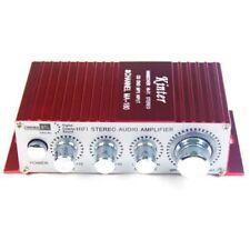 Kinter Ma180 - Mini Stéréo Amplificateur Audio Haute Puissance Auto Moto Bateau