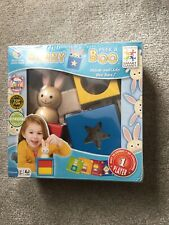 Bunny Peek A Boo Game - New