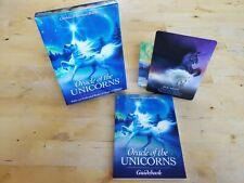 ORACLE OF THE UNICORNS TAROT CARDS  by Cordelia Francesca Brabbs
