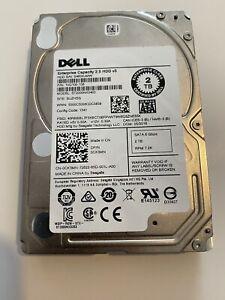 Dell Enterprise / Seagate ST2000NX0423 2TB 2.5 6Gbps 7.2K SATA Hard Drive