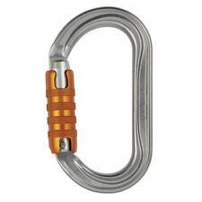 Petzl OK Carabiner Silver Triact Lock