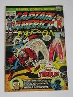 Captain America #169 1st Cameo Appearance of Moonstone 1974 Marvel Comics VF
