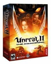 Unreal II The Awakening   Command a team of marines   Brand New in Box for PC