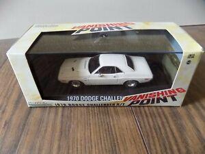 Greenlight 1970 Dodge Challenger R/T Vanishing Point