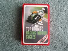 Vintage TOP TRUMPS Racing Motor Cycles - 32 Cards