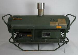 CAMFIRE Multi-Fuel MV60S-1 HUNTER Space Heater (USED)