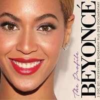 Beyonce - The Profile (2cd+dvd) NEW 2 x CD