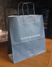 Tommy Hilfiger Gift Bag Paper Medium 34 x 34 x 14 cm Blue Genuine Brand New