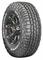 4 New Cooper Discoverer A/T3 XLT All Terrain tires - LT285/65R20 LRE 10PLY Rated