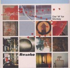 Dial M for Monkey 5021392295121 by Bonobo CD