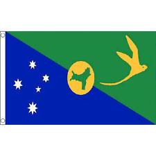 Christmas Island Small Flag 3ft x 2ft Australian Australia State Oceania