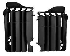 RADIATOR LOUVRES HONDA CRF250R 10-13 BLACK RADIATOR COVERS