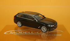 Herpa 420389-002 PKW BMW 5er Touring (G31) schwarz 1:87