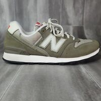 New Balance Women's 696 Grey Sneakers Running Shoes WR69VCB Size 6.5