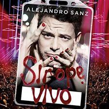 Alejandro Sanz - Sirope (CD+DVD) [New CD] Argentina - Import