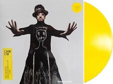 BOY GEORGE and CULTURE CLUB LP Life YELLOW COLOURED Vinyl LIMITED EDITION