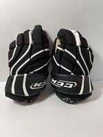 CCM Hockey Gloves Senior 13 Inch Vector 88 Patrick Kane 33cm  Black D5