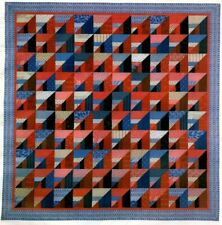 Nocturne Ii Quilt Pattern Pieced Ss *Vintage*