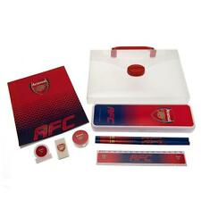 UFFICIALE Arsenal FC FADE set di cartoleria/Studente Custodia Back to School