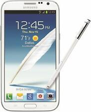 Samsung Galaxy Note 2 II (GT-N7100) 16GB White Unlocked Smartphone - Grade B