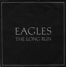 "EAGLES THE LONG RUN LP RECORD 12"" w/INNER GATEFOLD"