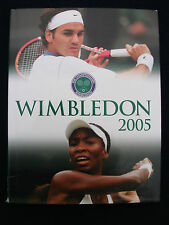 WIMBLEDON ANNUAL (THE OFFICIAL) 2005. INCLUDES THE RESULTS OF ALL MATCHES PLAYED
