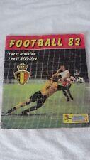 ALBUM PANINI  FOOTBALL  BELGIQUE - 1982 - A SAISIR