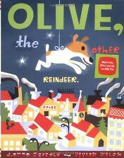 Olive, the Other Reindeer by Vivian Walsh, J.otto Seibold