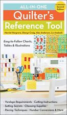 All-In-One Quilter's Reference Tool : Updated by Harriet Hargrave, Sharon Craig