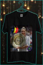 New Simona Halep 2019 Wimbledon Champion t-Shirt Size S-2Xl