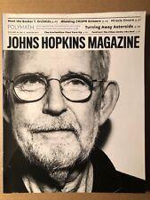 The Johns Hopkins Magazine Winter 2017