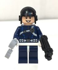 LEGO Marvel Super Heroes Mini-figure SHIELD AGENT from Spider-Man Set #76036