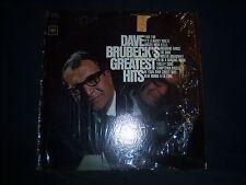 "Columbia CS-9284 Dave Brubeck - Dave Brubeck's Greatest Hits 1966 12"" 33 RPM"
