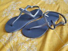 Havaianas Grey Strappy Sandals