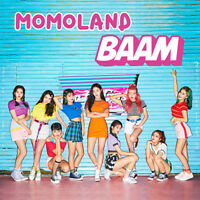 MOMOLAND Fun To The World 4th Mini Album CD+Poster+Booklet+PhotoCard+Sticker