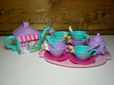Vintage Littlest Pet Shop Tea Set 1994 Kenner Complete