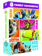 BLUE SKY BOX SET (8 TITLES)   - DVD - REGION 2 UK