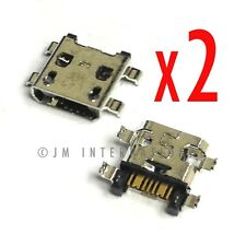 New Charging Port USB Port Charger 2x Samsung Galaxy Young Duos GT-S6312 S6310