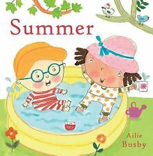 Seasons: Summer 4 by Child's Play Staff (2015, Board Book)