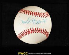 Phil Rizzuto Signed Autographed Baseball Sweet Spot AUTO, PSA/DNA COA