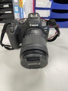 canon eos r6 + Canon RF 24/105