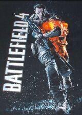 BATTLEFIELD 4 SGT. DANIEL RECKER T-SHIRT Medium NEW LICENSED GAME TEE