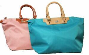 Spirit Bags - Sp102 Nylon Large Shopper Weekend Bag RRP £29.99