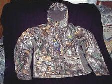 Boys XL Camo Hunting Coat Realtree Camo Jacket Insulated Coat Boys Rain Jacket