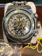 Invicta Bolt Zeus 12898 Wrist Watch for Men - Stainless Steel