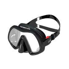 Atomic Aquatics Venom Frameless Mask - Black