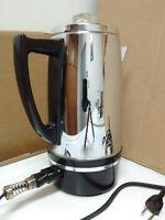 vintage Westinghouse HP35-1 coffee electric percolator