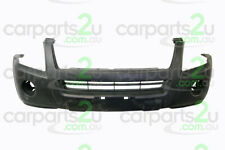 TO SUIT HOLDEN RODEO RA  FRONT BUMPER 10/06 to 06/08